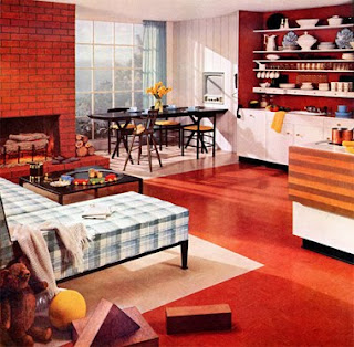 vintage interior ideas