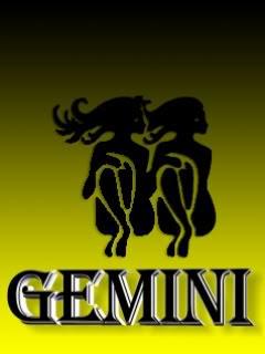 gemini symbol art