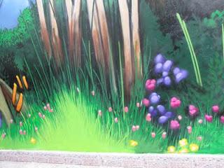garden graffiti mural arrow alphabet sketches - graffiti garden design,graffiti mural arrow,graffiti green garden