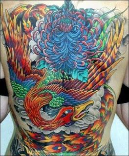 japanese tattoos design