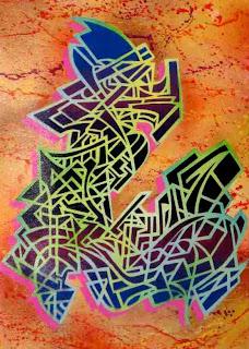 Graffiti Letters L Alphabet