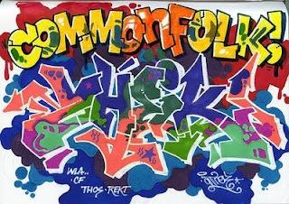 Graffiti CreatorDesign 2 Alphabet letters