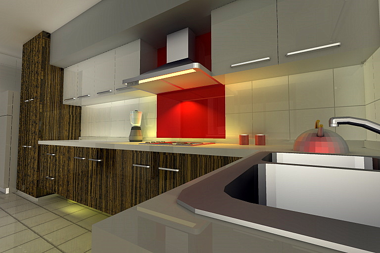 Awesome Kitchen Design: Contemporary Kitchen Design For Kitchen Decoration