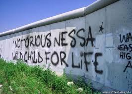 Graffiti Vannessa Letters