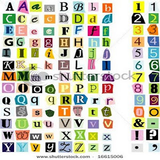 graffiri alphabet letters and number