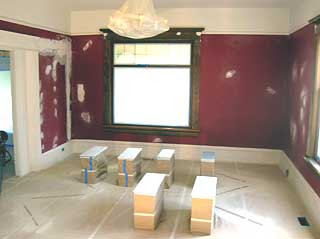 interior house painting design