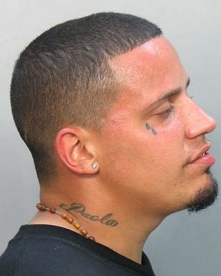 Tattoos For Men on Neck Design