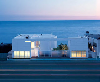 beach modern architecture ideas