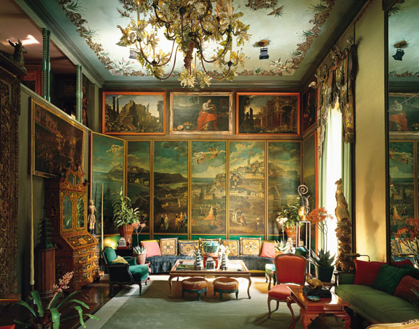 home surgery: Baroque French Interiors \