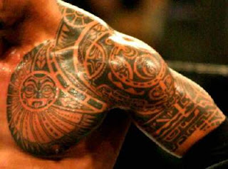 maori arm tattoos for men