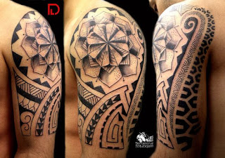 maori arm tattoos for men design ideas