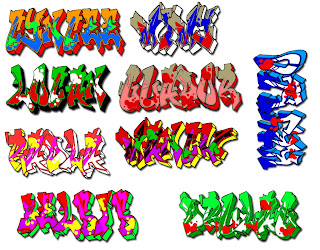graffiti names for boys design