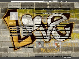graffiti emo love design ideas
