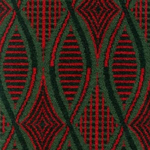 Haussmith going underground for London underground moquette