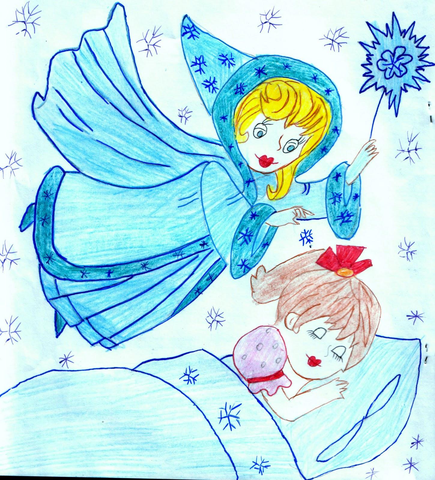 Сочинение на тему сказка в новогоднюю ночь 2 класс