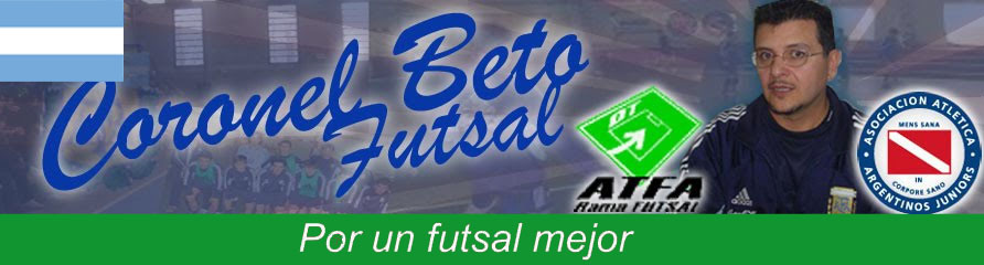 Beto Coronel - Futsal