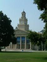 Chapel at University of Redlands