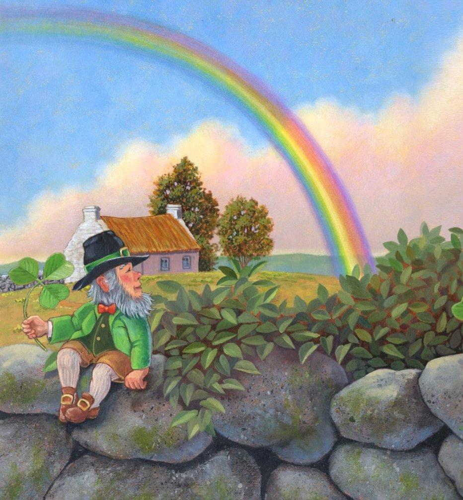 IRELAND: THE END OF THE RAINBOW – 12 IRISH PHOTOS, 5 OLD IRISH ...