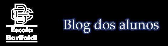 Blog dos alunos