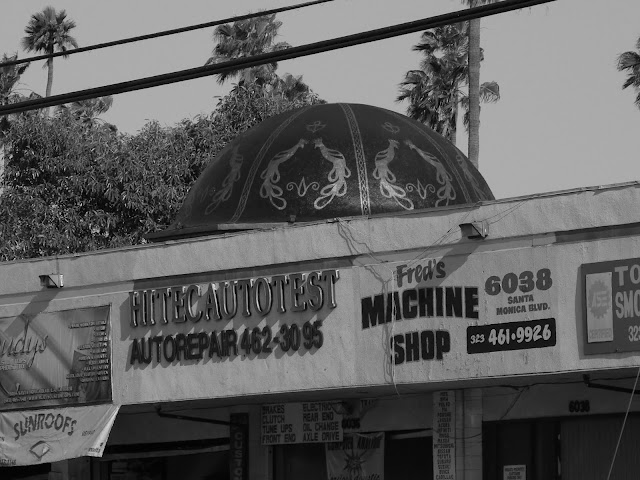 machine shop santa monica boulevard