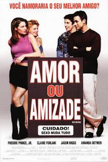 Baixar Filme Amor ou Amizade (Dual Audio) Gratis jason biggs freddie prinze jr comedia romantica claire forlani a 2000
