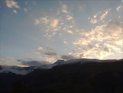 Il monte della Signora ispiratrice del romanzo