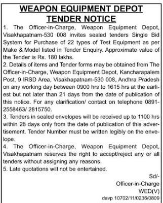 Naval armament depot visakhapatnam tenders dating