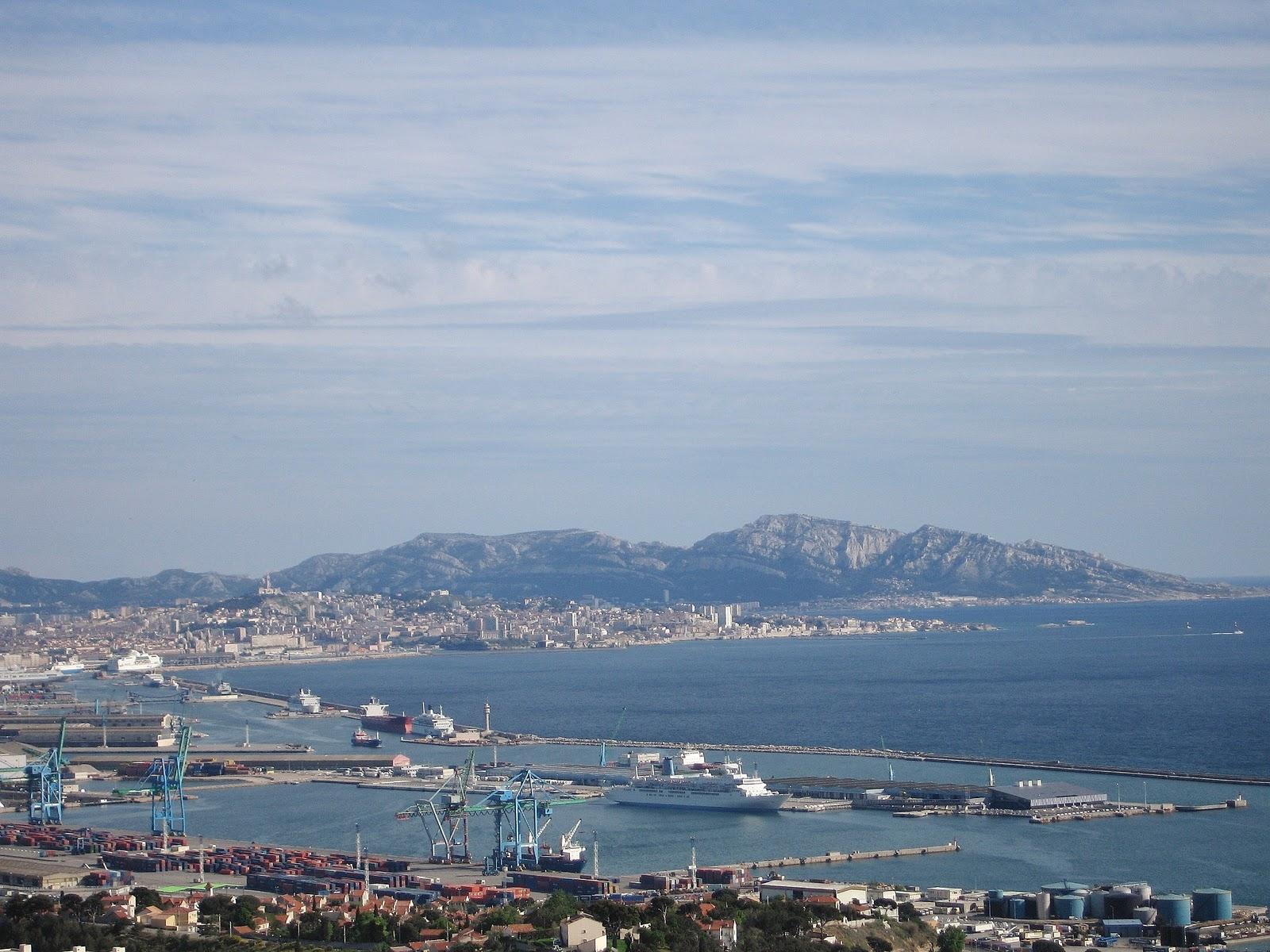 Blog croisi res de france horizon 2012 2013 vue sur for Porte 4 marseille