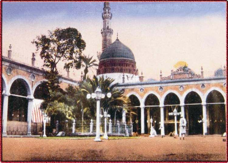 Old Madina City Photos http://myinnerpc.com/cloudlanding/old-makkah-madina