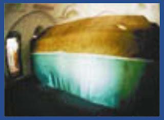 Grave of Prophet Hazrat MOOSA A.S