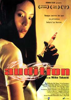 VER Audition (1999) ONLINE ESPAÑOL