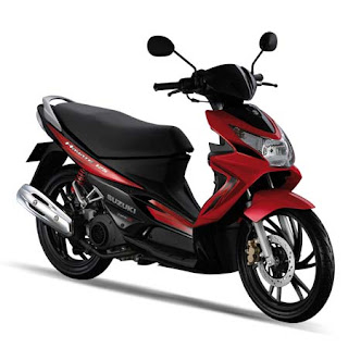 Suzuki Hayate Indonesia