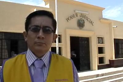 Poder Judicial Provincia de Sullana