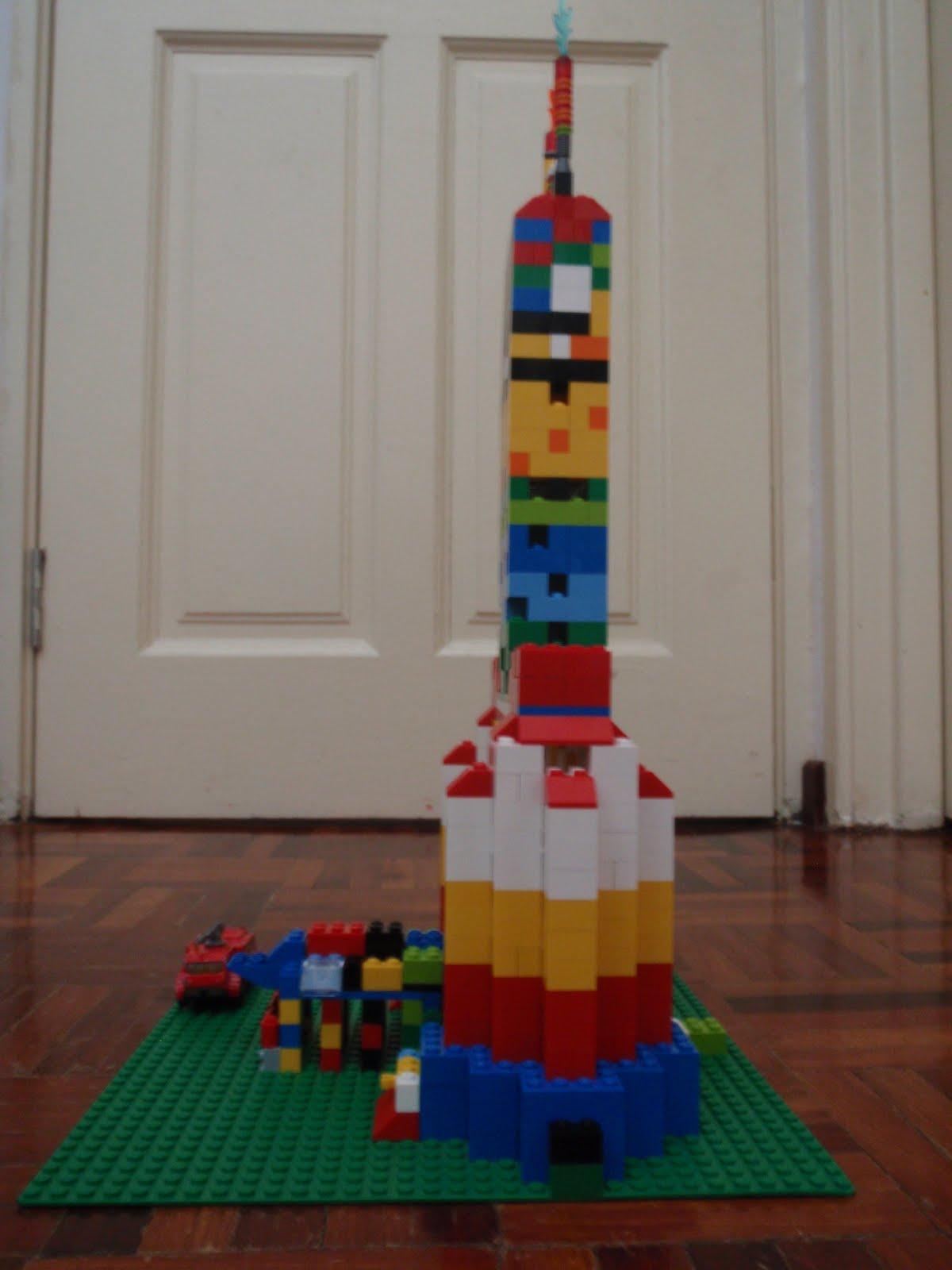 Buanaseni Lego Tower I