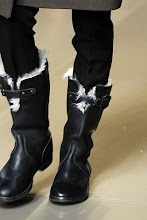 Burburry boots men FW 10/11