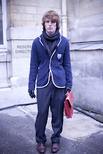 Street style homme