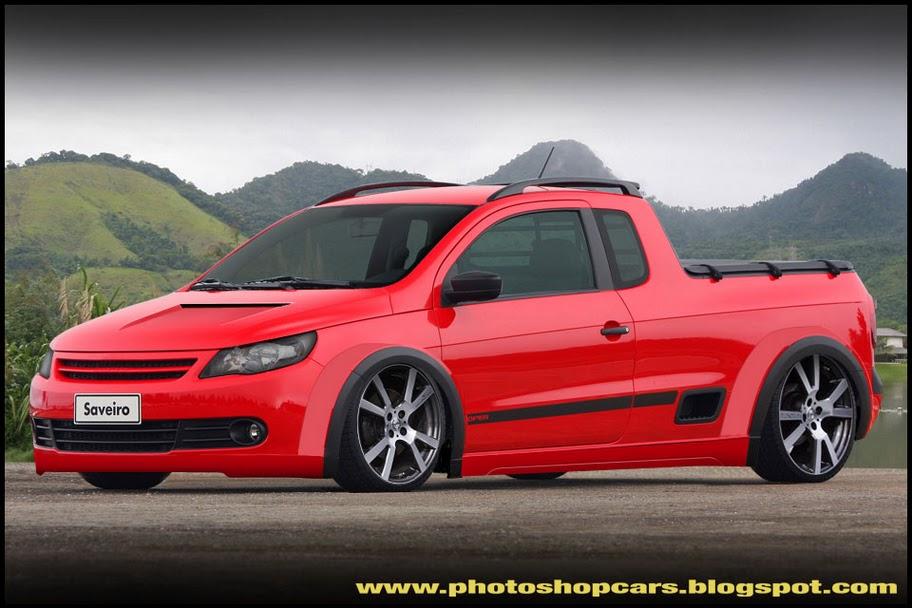 Saveiro Trend Tuning - Fotos de coches - Zcoches
