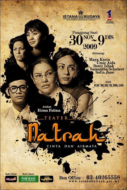Ad Deenul Haq Teater Natrah