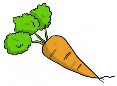 Carotte spot - Dessin de carotte ...