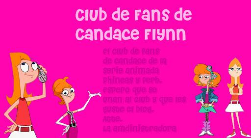 Club de Fans de Candace Flynn