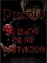 ***...Premio Tentacion...***