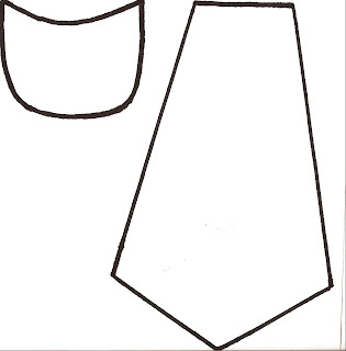 Free Neckties for Women Pattern [FP180] - $0.00 : Maggie Weldon