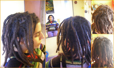 images of Gallery For Rastas Dreads Naturales Dreadlocks Adornos