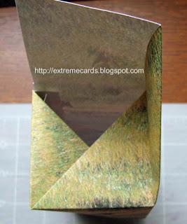 Fujimoto cube fold