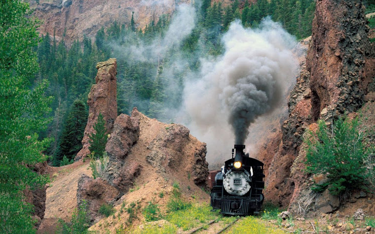 Trenul meu!