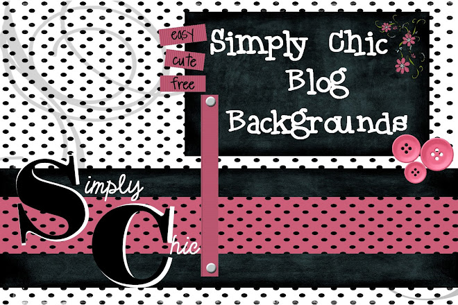 Simply Chic Blog Backgrounds