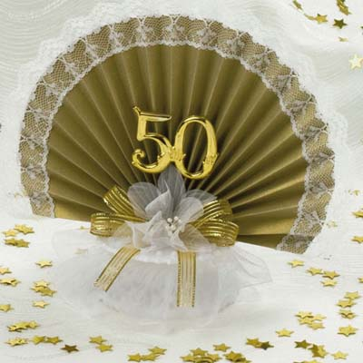 Party world 39 s blog party planning and ideas anniversary for 50th anniversary decoration