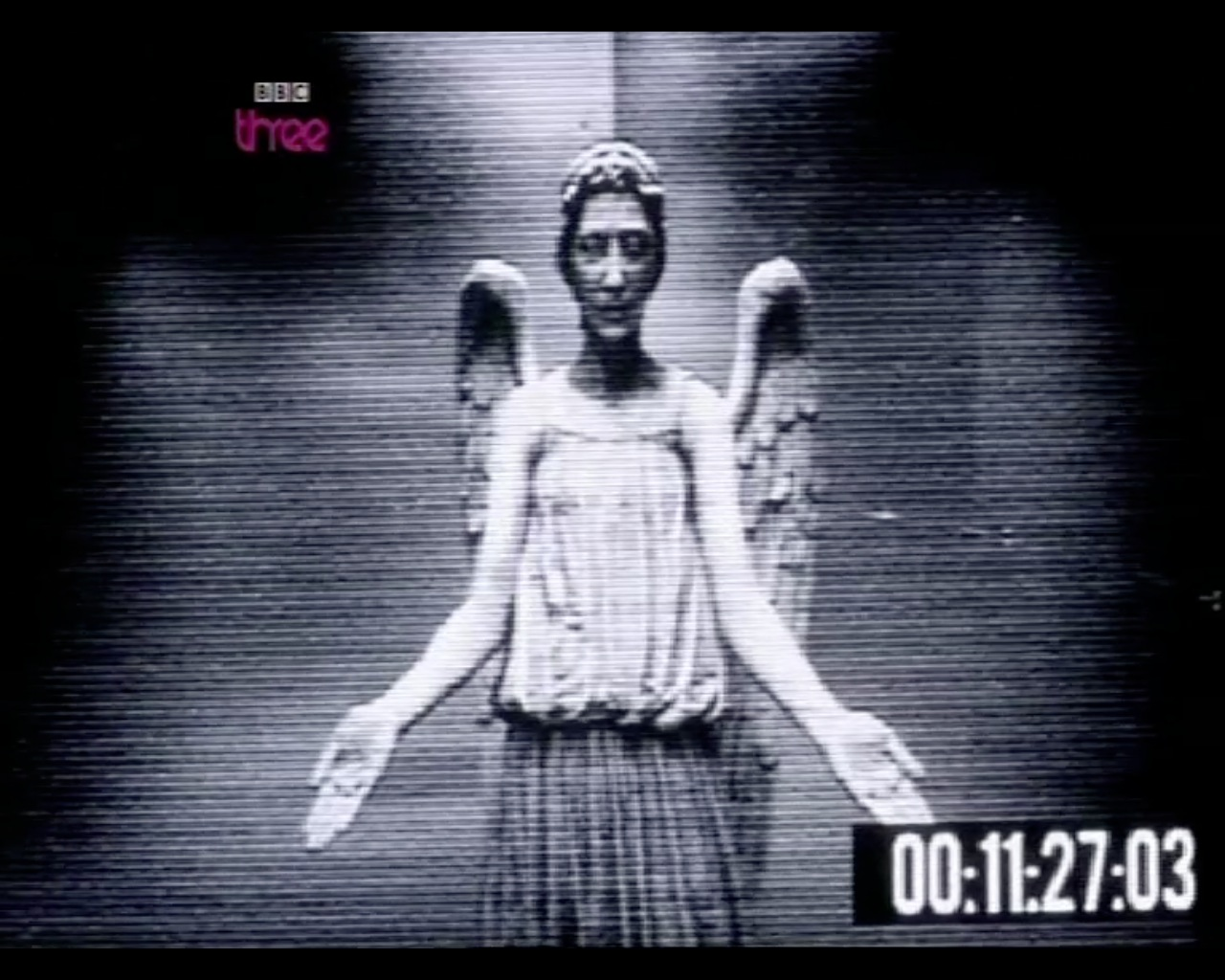 gallery for weeping angels wallpaper set