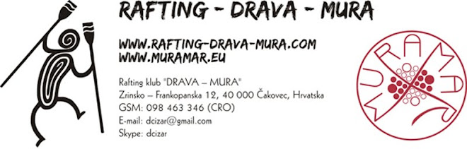 RAFTING-DRAVA-MURA
