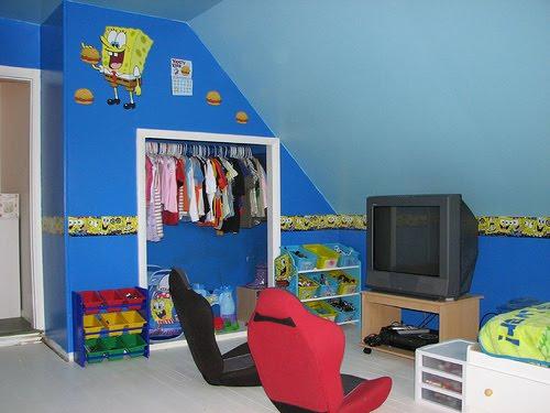 Decoraci n para cuarto de ni os cositasconmesh for Cuarto para 3 ninos